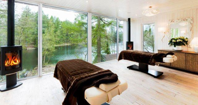Gilpin Lake House Jetty Spa