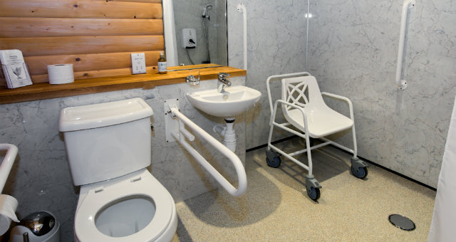 Wheelchair Accessible Facilities Available
