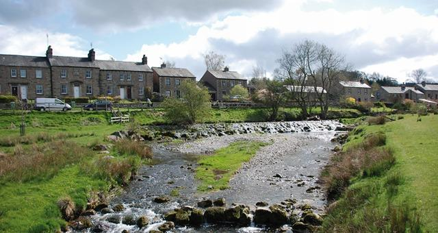 River at Maulds Meaburn