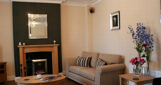 Ashberry Guest House Residents Lounge