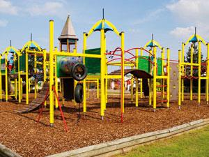 Haven Caister on Sea Climbing Frame