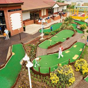 Haven Seashore Golf