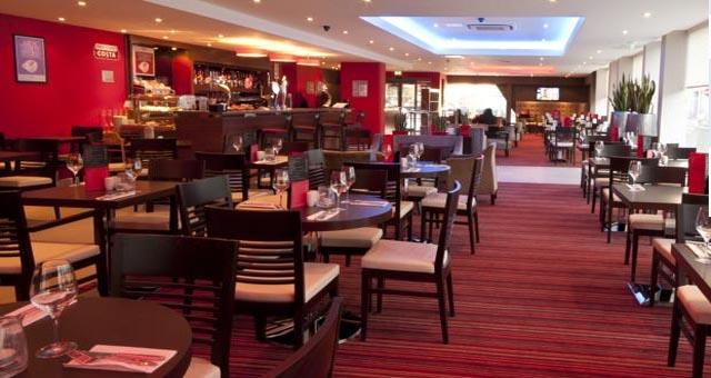 Ramada Encore Leicester City Centre