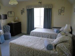 Hendy Farm Twin Room