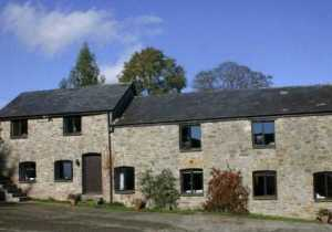Cefncoedbach Farm Cottages